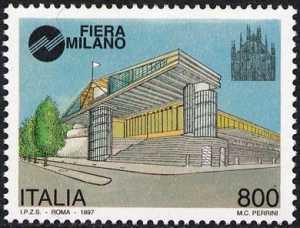 Fiere nell'economia - Fiera di Milano - nuovi padiglioni al Portello