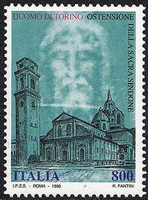 Patrimonio artistico e culturale italiano - 5° Centenario della costruzione del Duomo di Torino e ostensione della Sacra Sindone