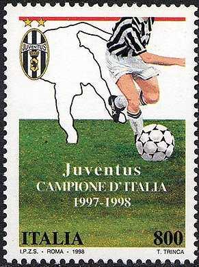 Juventus campione d'Italia 1997-98