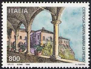 Patrimonio artistico e culturale italiano - Certosa Santa Maria di Pesio