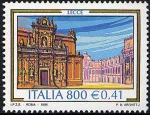 Turistica - Piazza Duomo - Lecce