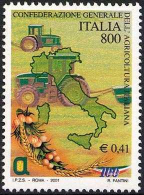 La Confagricoltura : Confederazione Generale dell'Agricoltura