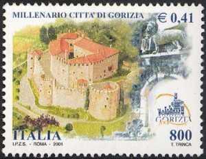 Millenario della città di Gorizia - il castello