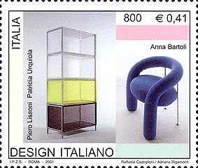 «Design italiano» - Mobili e complementi di arredo - mobile e sedia