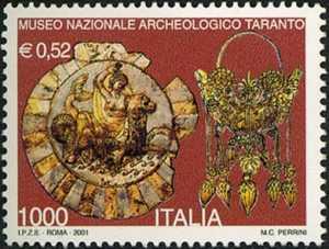 I tesori dei musei e degli archivi nazionali - Museo Nazionale Archeologico di Taranto