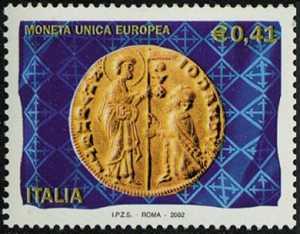 Introduzione della monete unica europea - Ducato , Repubblica di Venezia