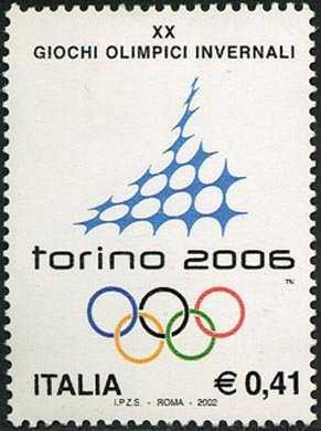 Torino 2006 - XX Giochi Olimpici Invernali - logo