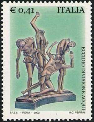 Eccidio della Divisione Acqui - monumento ai Caduti