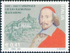 4° Centenario della nascita del Cardinale Giulio Raimondo Mazzarino - ritratto e casa natale