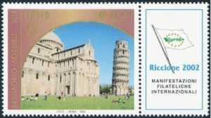 UNESCO - Patrimonio mondiale dell'umanità - Italia - Piazza dei Miracoli - Pisa