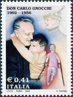 Centenario della nascita di Don Carlo Gnocchi