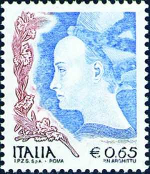 «La donna nell'arte» - «S. Giorgio e la principessa» del Pisanello