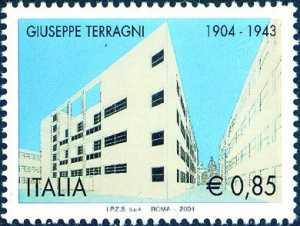 Centenario della nascita di Giuseppe Terragni, architetto - Ex Casa del Fascio di Como