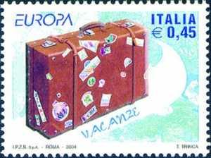 Europa - 49ª serie - «Le vacanze»