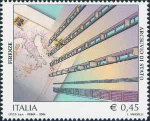 Patrimonio artistico e culturale italiano - Archivio di Stato di Firenze