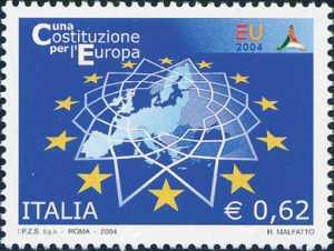 Firma della Costituzione Europea