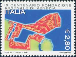 9° Centenario della fondazione dell'Arsenale di Venezia