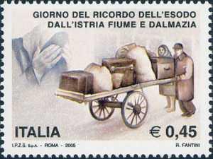 Giorno del ricordo dell'esodo dall'Istria, Fiume e Dalmazia