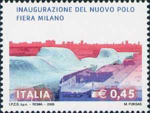 Inaugurazione del Nuovo Polo Fiera Milano