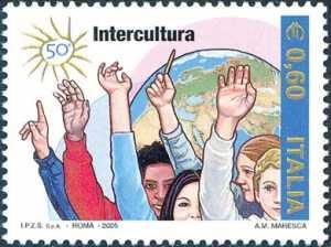 Cinquantenario della fondazione dell'Associazione Intercultura - Onlus