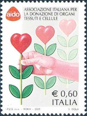 AIDO - Associazione Italiana per la Donazione di Organi Tessuti e Cellule