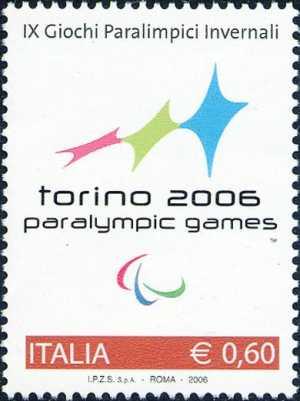 «Torino 2006» - IX Giochi Paralimpici Invernali