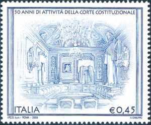 «Le Istituzioni» - 23ª serie - Corte Costituzionale - La Sala delle Udienze di Palazzo della Consulta