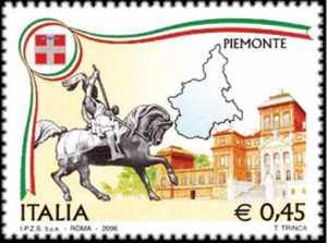 «Regioni d'Italia» - Piemonte