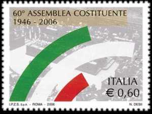60° Anniversario dell'elezione dell'Assemblea Costituente