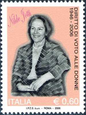 60° Anniversario del diritto di voto alle donne - Nilde Iotti, donna politica