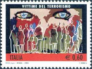 Omaggio alle vittime del terrorismo
