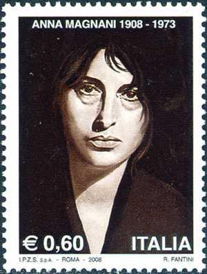 Centenario della nascita di Anna Magnani - ritratto dell'attrice Oscar 1956