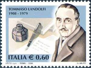 Centenario della nascita di Tommaso Landolfi - scrittore e poeta