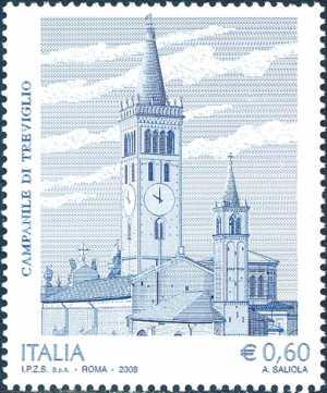 Patrimonio artistico e culturale italiano - Millenario del Campanile di Treviglio