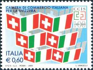 Centenario della istituzione della Camera di Commercio Italiana per la Svizzera