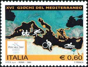 Lo sport italiano - XVI Giochi del Mediterraneo