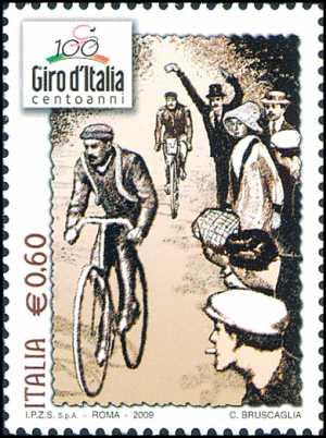 Lo sport italiano - Centenario del Giro d'Italia