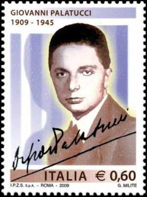 Centenario della nascita di Giovanni Palatucci - Medaglia d'Oro al Valore Civile - ritratto del poliziotto