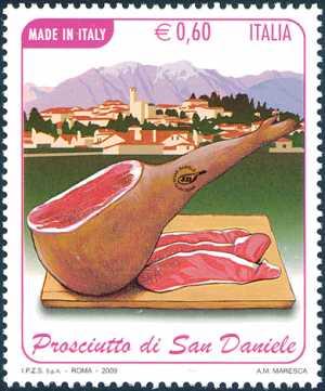 «Made in Italy» - Prosciutto di San Daniele