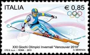 XXI Giochi Olimpici Invernali  «Vancouver 2010»