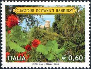 «Parchi, giardini ed orti botanici» - I Giardini Botanici Hanbury di Ventimiglia
