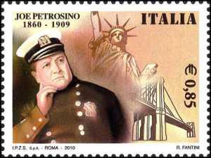 150º anniversario della nascita di Joe Petrosino