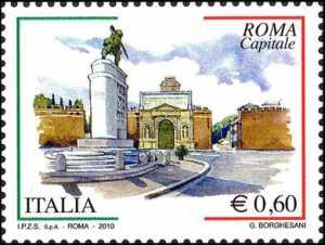 «Roma Capitale» - 4ª serie  - Piazzale di Porta Pia
