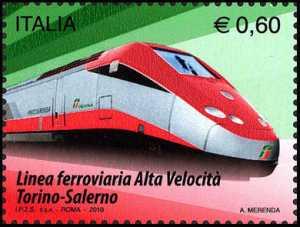 Completamento della linea ferroviaria ad alta velocità Torino-Salerno