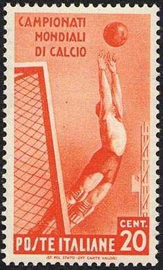 1934 - 2º Campionato mondiale di calcio