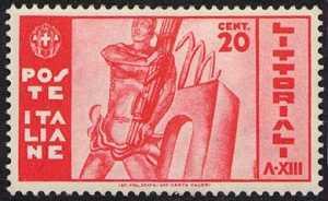 1935 - Littoriali della cultura e dell'arte