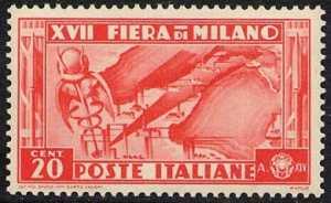 1936 -  17ª Fiera di Milano