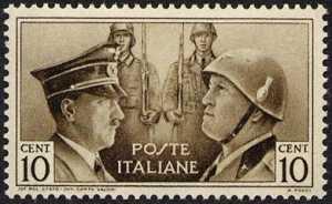 1941 - Fratellanza d'armi italo-tedesca - non emessi