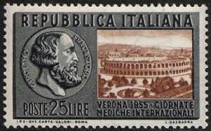 Giornate Mediche Internazionali - Verona - Girolamo Fraccastoro e l'Arena di Verona