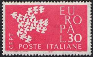 Europa - 6ª serie - L. 30